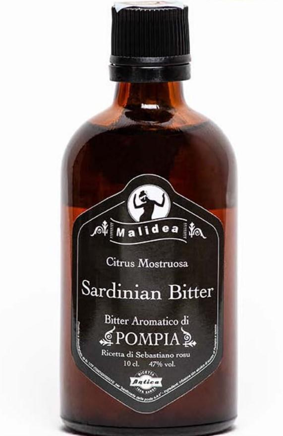 Malidea Sardinian Bitter Pompia (Citrus Mostruosa) cl.10